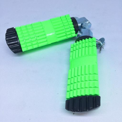 พักเท้าหลัง แบนพับได้ (SK) HONDA สีสะท้อน/คละสี